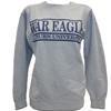 Comfort Colors Bar Design War Eagle Sweatshirt