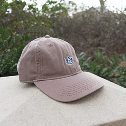Small Interlocking AU Unstructured Relaxed Twill Cap