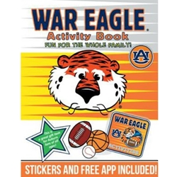 2016 War Eagle Activity Book and App