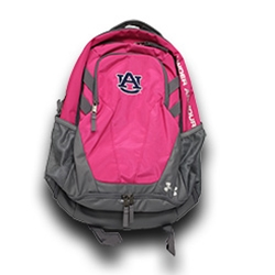 Pink Hustle III Under Armour Back Pack