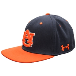 AU Bookstore - 2018 Under Armour Fitted Baseball Cap 5074b80c3b7