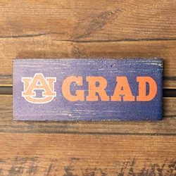 Mini Table Top Grad Sign