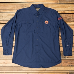 AU Drake Flyweight Longsleeve Button Down Shirt