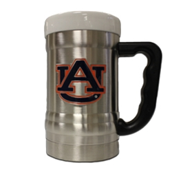 Stainless Steel & Ceramic AU Mug