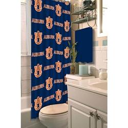 Superbe Auburn Shower Curtain