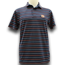 Under Armour Horizontal Stripe Polo