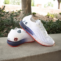 buy popular 40536 f6b1c Auburn Under Armour Sideline Hovr Sonic 2 Tennis Shoes Shoes Size 7 White