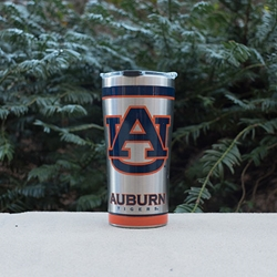 Auburn Tigers, War Eagle Stainless Steel Tumbler