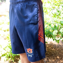 2019 Under Armour Sideline Side Print Shorts