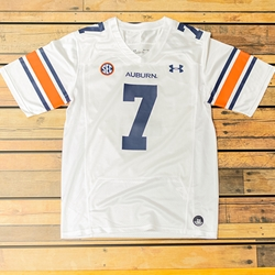 #7 Replica Mens Under Armour Jersey