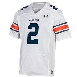 #2 Replica Youth Under Armour Jersey