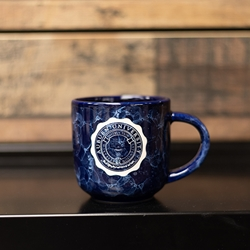 Auburn University Etched Seal Mug