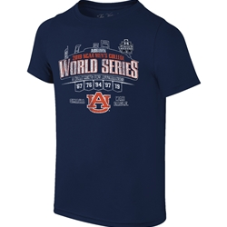 Auburn College World Series 2019 Tee
