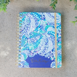 Lilly Pulitzer Wave After Wave 2019-2020 17 Month Planner