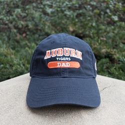 AU Bookstore - Auburn Tigers Dad Unstructured Legacy Cap