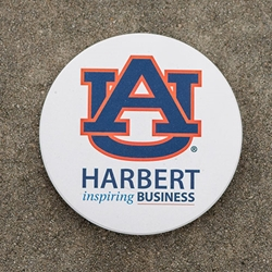 Harbert College of Business Coaster Set