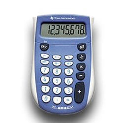TI 503 Calculator