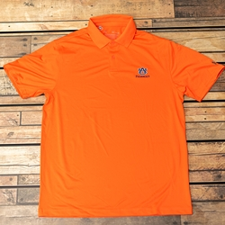 AU Pharmacy Under Armour Orange Polo