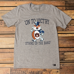Aubie the Tiger Auburn Band T-Shirt