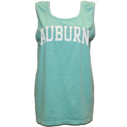 Auburn Comfort Colors Tank Top