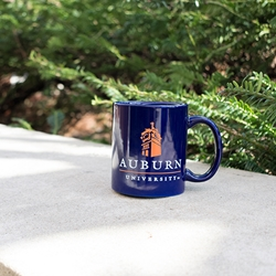 Samford Tower Auburn University Mug 11 Ounce