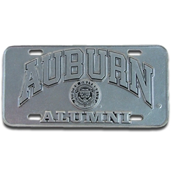 License Tag, Auburn Alumni Seal