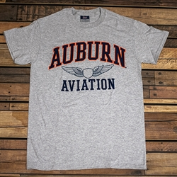 Auburn Aviation Tee