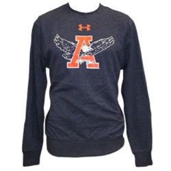 Under Armour Eagle Through A Triblend Fleece Sweatshirt