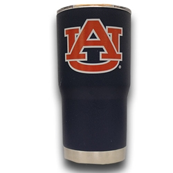 TUMBLER AU 20 OZ NAVY DOUBLE WALL VACUUM INSULATED STAINLESS STEEL